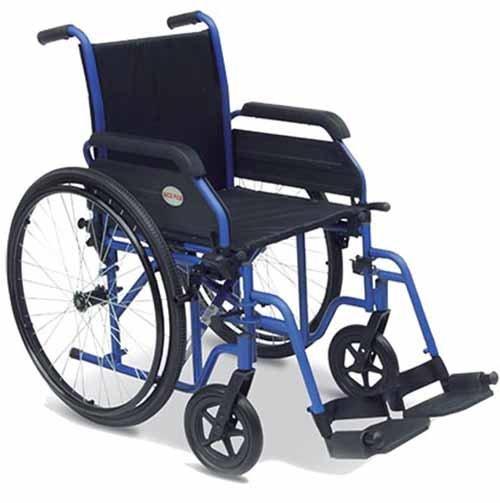 coche-silla de propulsión