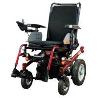 coche-silla de ruedas eléctrica