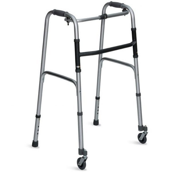 walker 2 wheels for the elderly