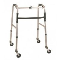 walker 4 wheels for the elderly