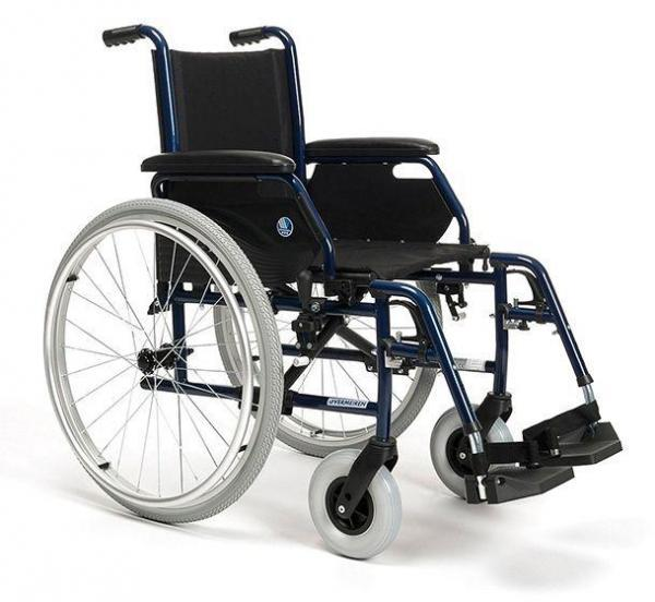 Président en fauteuil roulant Rome