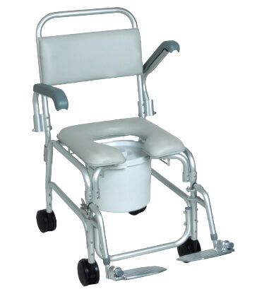 Comfortable chair for shower